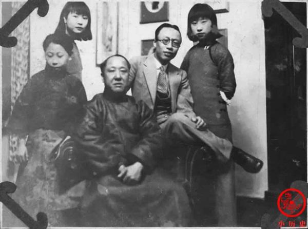Loạt ảnh khắc họa toàn bộ cuộc sống của gia đình Hoàng đế nhà Thanh cuối cùng: 3 thế hệ cùng sống dưới 1 mái nhà và những câu chuyện ít người biết-4