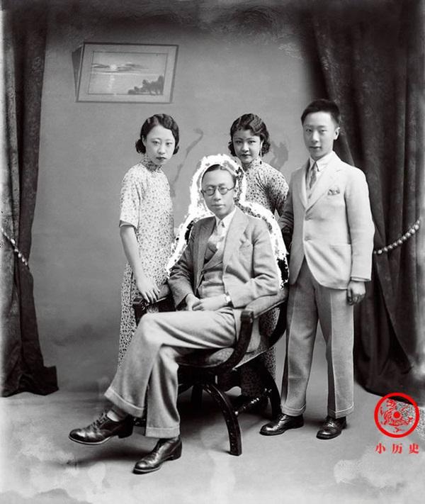 Loạt ảnh khắc họa toàn bộ cuộc sống của gia đình Hoàng đế nhà Thanh cuối cùng: 3 thế hệ cùng sống dưới 1 mái nhà và những câu chuyện ít người biết-9