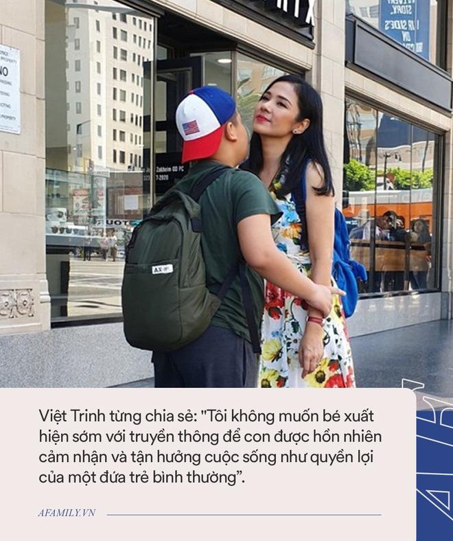 Con trai  Việt Trinh: Mới 11 tuổi đã cao lớn phổng phao, không biết mẹ là người nổi tiếng đến khi chứng kiến điều này-2