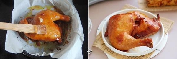 Hội lười lại thích ăn ngon thì vào hết đây có món gà nướng bằng nồi cơm điện nhàn tênh mà ăn ngon thôi rồi!-4