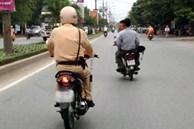 Từ 5/8, CSGT được phép 'mượn' xe, điện thoại của người tham gia giao thông