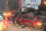 Nạn nhân sống sót duy nhất trong vụ tai nạn liên hoàn lúc rạng sáng khiến 3 người chết ở Hà Nội giờ ra sao?