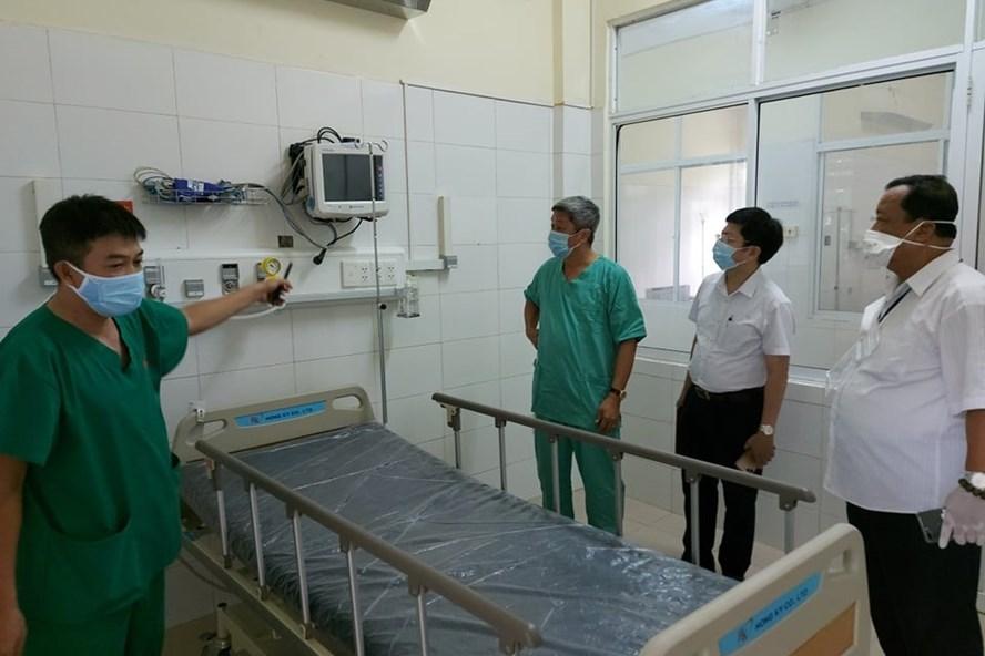 11 bệnh nhân mắc COVID-19 nguy kịch, có nguy cơ tử vong-1