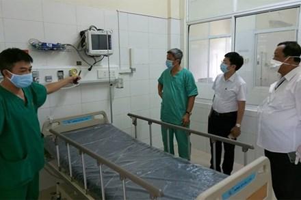 11 bệnh nhân mắc COVID-19 nguy kịch, có nguy cơ tử vong