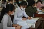 Học sinh Hà Nội rủ nhau đến Văn Miếu cầu may trước kỳ thi tốt nghiệp THPT Quốc gia 2020-8