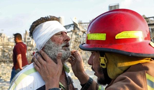 Nổ lớn ở Beirut, 78 người chết, 4.000 nạn nhân bị thương-2