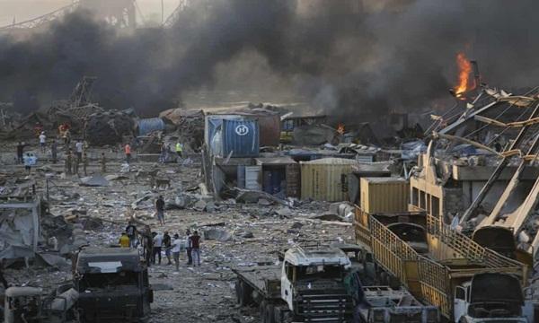 Nổ lớn ở Beirut, 78 người chết, 4.000 nạn nhân bị thương-3