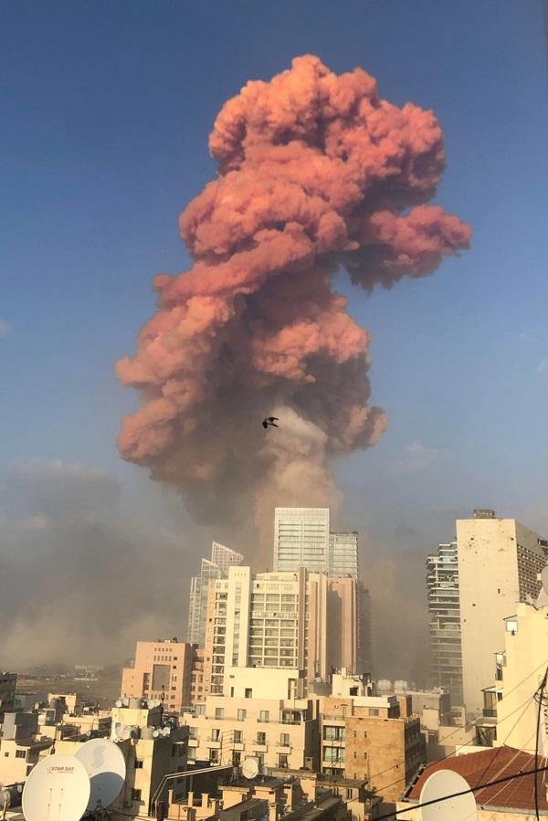 Nổ lớn ở Beirut, 78 người chết, 4.000 nạn nhân bị thương-4