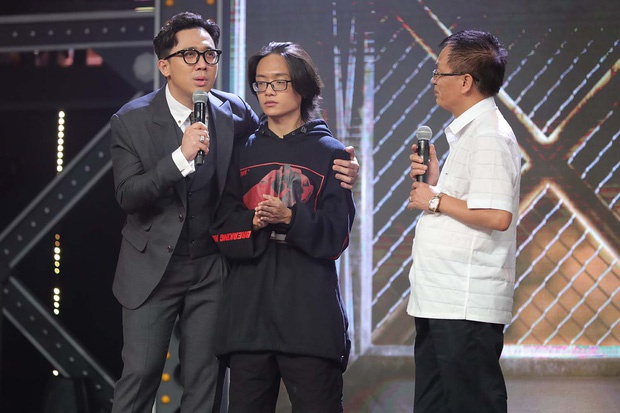 Trấn Thành làm MC game show rap - đủ thông minh nhưng vẫn mắc sai xót-1