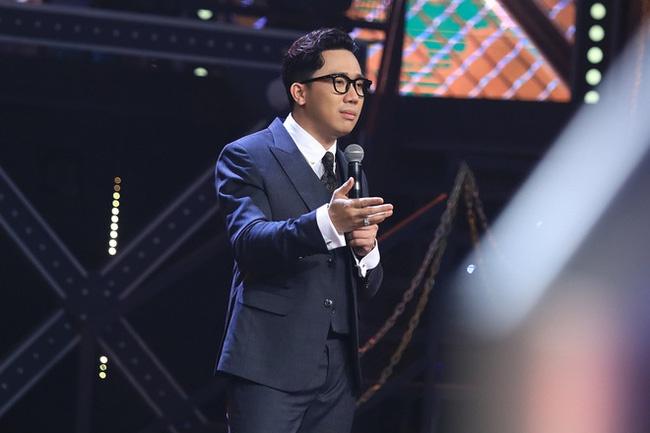 Trấn Thành làm MC game show rap - đủ thông minh nhưng vẫn mắc sai xót-3