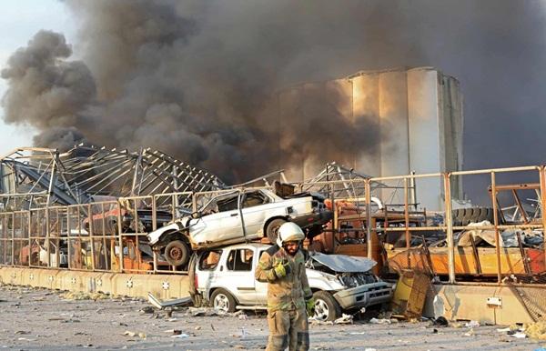 Nổ lớn ở Beirut, 78 người chết, 4.000 nạn nhân bị thương-6