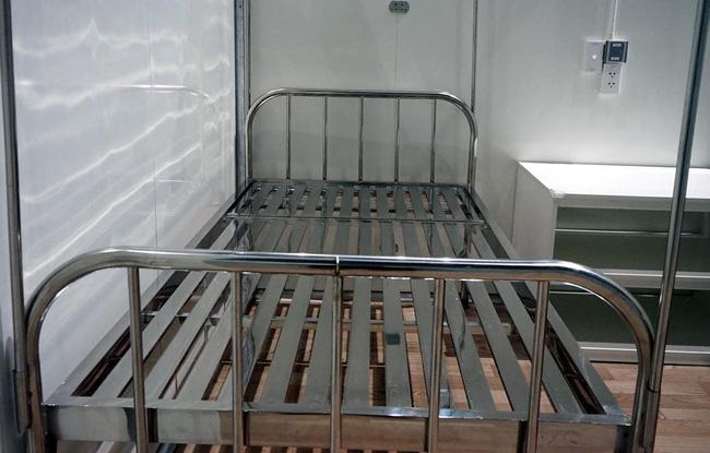 Cận cảnh bệnh viện dã chiến 700 giường tại Đà Nẵng hoàn thiện sau 72 giờ-9