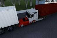 Vụ xe container đè ôtô làm 3 người chết diễn ra thế nào?