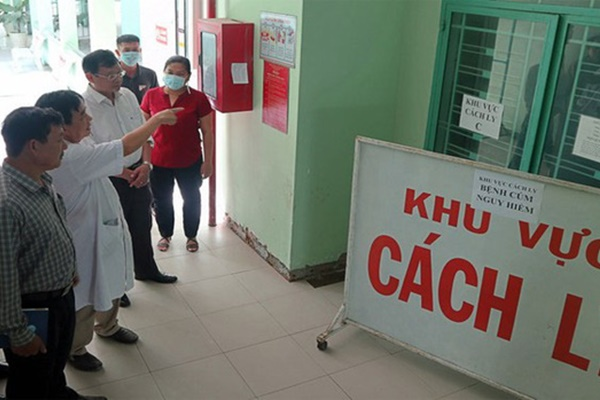 Bắc Giang phát hiện 2 ca nghi nhiễm Covid-19, nhanh chóng khoanh vùng cách ly
