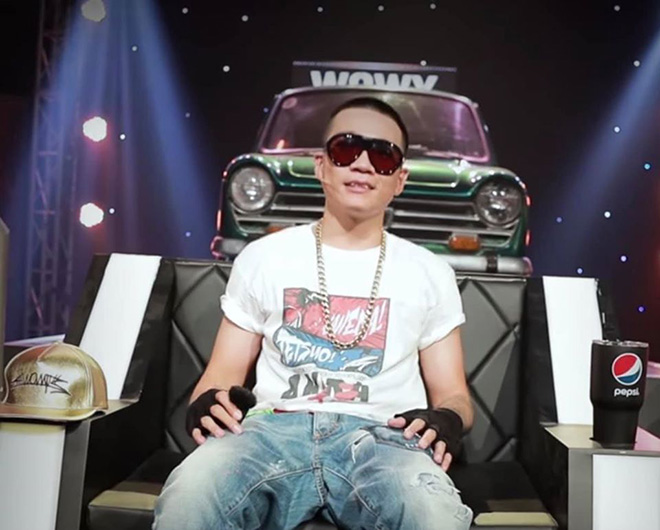 """Danh tính đại gia sở hữu dàn siêu xe xuất hiện trong show cực hot Rap Việt""""-3"""