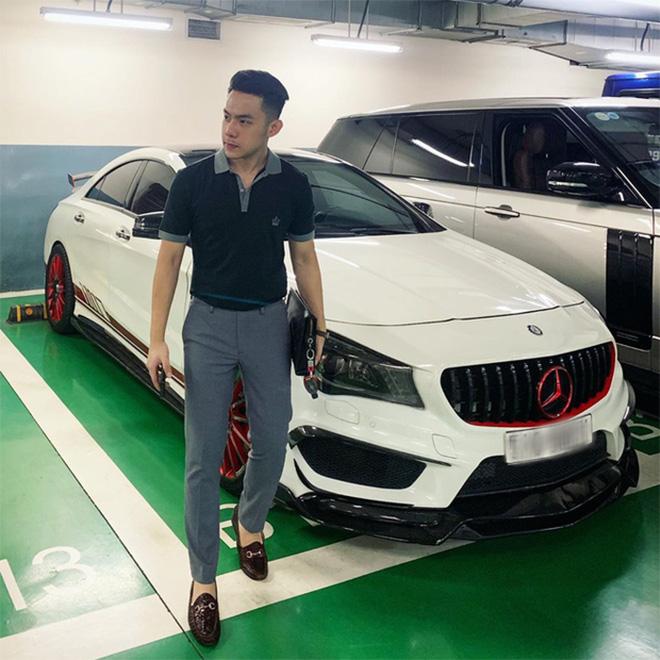 """Danh tính đại gia sở hữu dàn siêu xe xuất hiện trong show cực hot Rap Việt""""-8"""