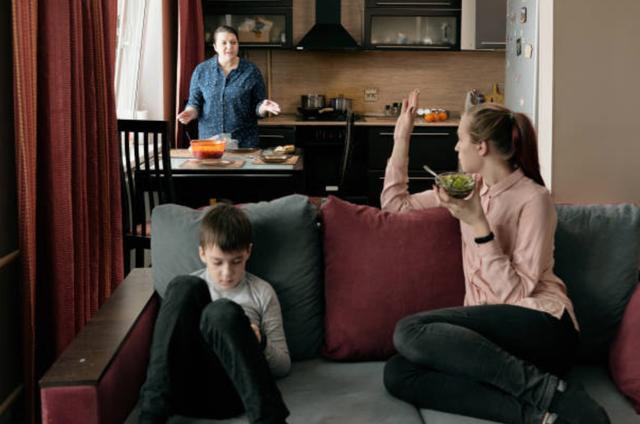 """Nhà chồng họp gia đình vì chuyện tôi đi nói xấu mẹ chồng""""-1"""