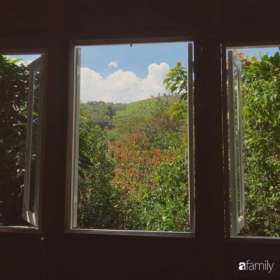Khu vườn xanh tươi rộn ràng cây lá của cặp đôi quyết rời Sài Gòn tấp nập về núi rừng Tây Nguyên tìm chốn bình yên-35