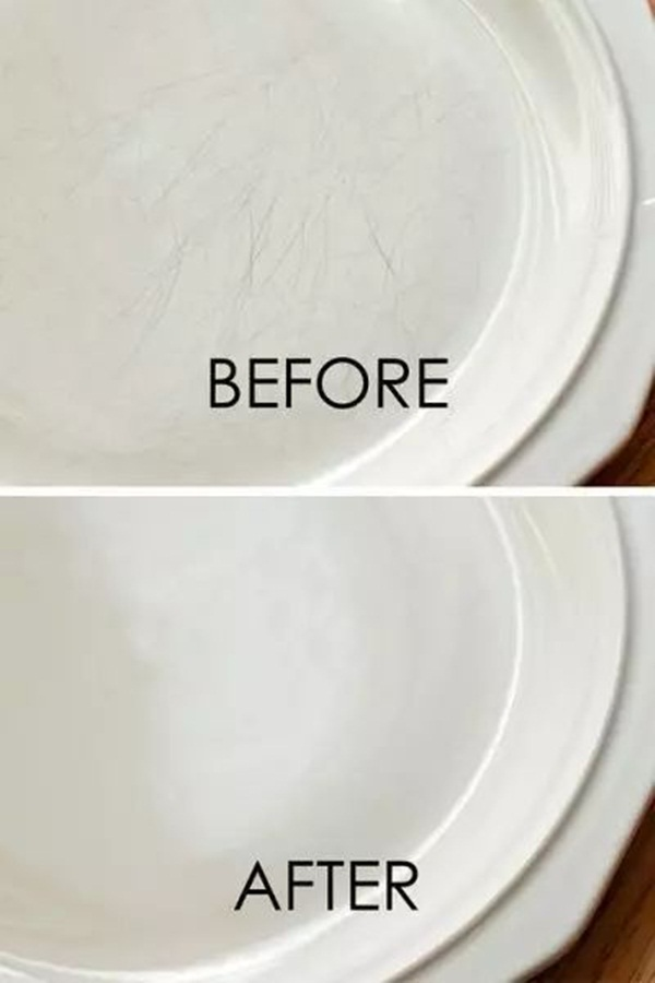 Tẩy sạch vết bẩn trên bếp với tuyệt chiêu thần thánh mà không cần rửa, ai cũng làm được-7