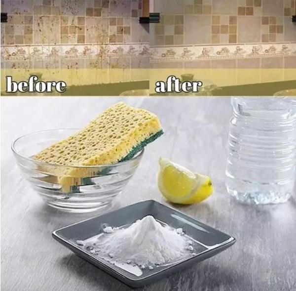 Tẩy sạch vết bẩn trên bếp với tuyệt chiêu thần thánh mà không cần rửa, ai cũng làm được-15