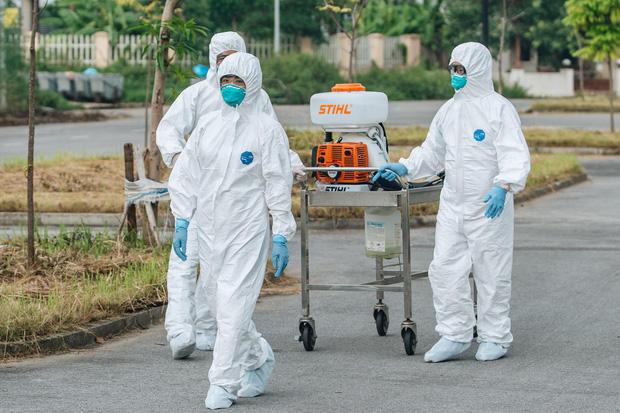 6 ca nhiễm Covid-19 tại Bắc Giang và Lạng Sơn chung 1 nhóm du lịch đến Đà Nẵng, khi trở về đều hạ cánh tại Sân bay Nội Bài-1