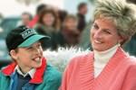 Hoàng tử William - Công nương Diana: 'Vòng tay của người mẹ được tạo nên từ tình yêu thương, làm sao đứa trẻ ngủ trong đó mà không ngọt ngào?'