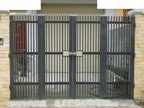 Những mẫu cổng nhà đẹp đơn giản nhưng hiện đại và sang trọng nhất 2020-3