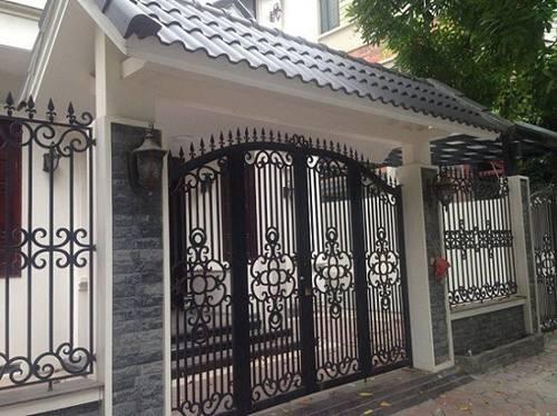 Những mẫu cổng nhà đẹp đơn giản nhưng hiện đại và sang trọng nhất 2020-12