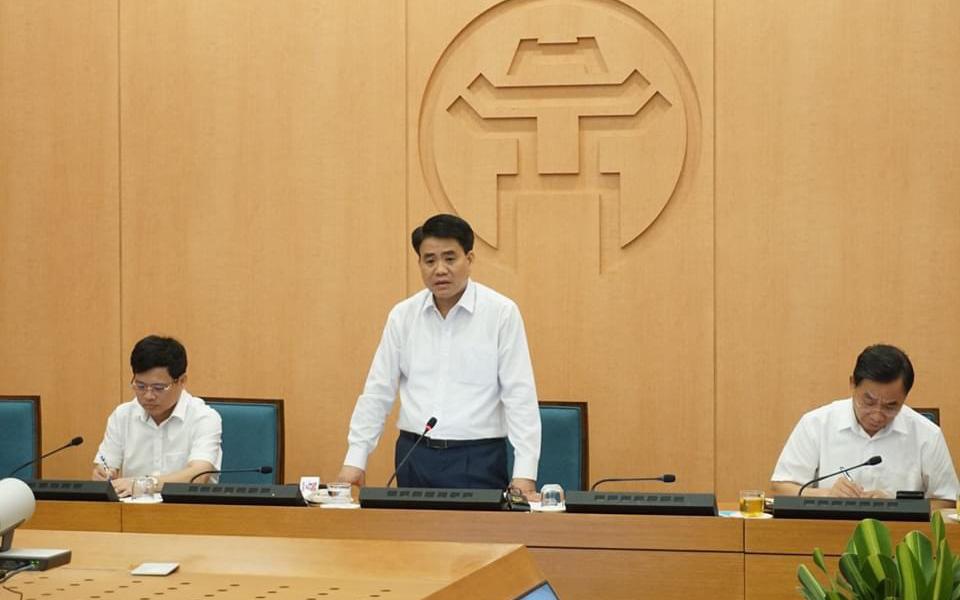 Chủ tịch Hà Nội nói về việc phải xét nghiệm cho hàng trăm nghìn người-1