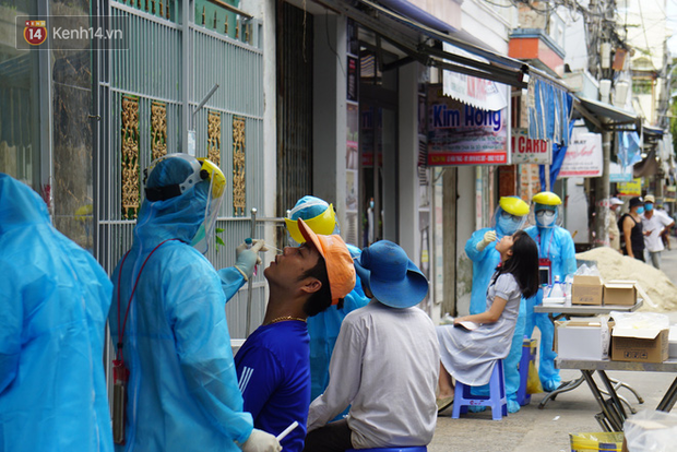 Lịch trình 3 ca mắc Covid-19 mới nhất ở Quảng Nam: Có ca xét nghiệm âm rồi dương tính, người bán mỳ Quảng, người dự đám tang-2