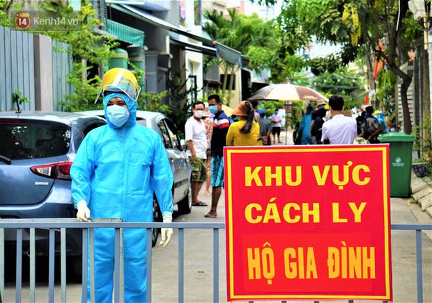 Lịch trình 3 ca mắc Covid-19 mới nhất ở Quảng Nam: Có ca xét nghiệm âm rồi dương tính, người bán mỳ Quảng, người dự đám tang-1