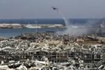 Toàn cảnh vụ nổ Beirut từ 15 camera-1