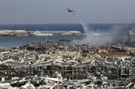 Toàn cảnh Beirut trước và sau vụ nổ thảm khốc