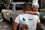 'Trái tim rỉ máu' của Liban: Cảng Beirut hóa thành tro tàn sau vụ nổ, tiếng gào thét ai oán tuyệt vọng đầy tang thương