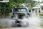 Dịch COVID-19 rất nguy cấp, Đà Nẵng phun hóa chất khử trùng toàn thành phố