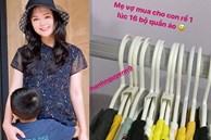 Quỳnh Anh sung sướng vì được 'thông gia tương lai' tặng quà, chị gái Huyền Mi gặp xui trong lần hiếm hoi cùng chồng đi chơi