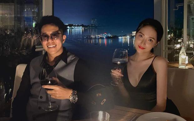 Hương Giang hẹn hò Matt Liu: Đánh golf chung, chàng gửi hoa tặng nàng, khoe lên cả Facebook nhưng không ai để ý!-2