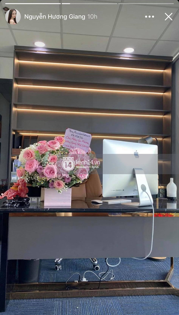 Hương Giang hẹn hò Matt Liu: Đánh golf chung, chàng gửi hoa tặng nàng, khoe lên cả Facebook nhưng không ai để ý!-5