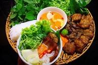 Ở Sài Gòn nhưng lại trót mê bún chả Hà Nội, vợ đảm vào bếp một thoáng đã có bữa ăn thơm ngon chuẩn vị