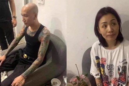 Vợ chồng Phú Lê bị Công an thành phố Hà Nội bắt giữ