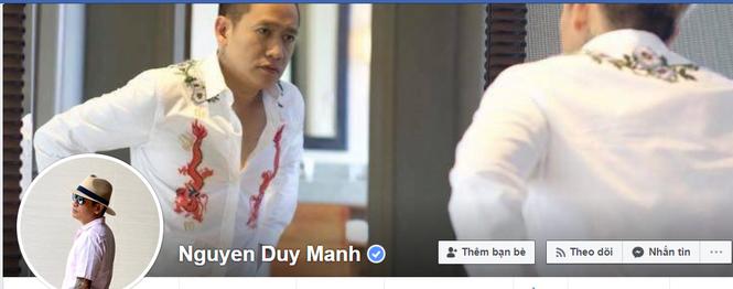 Bộ TT&TT yêu cầu làm rõ phát ngôn lệch lạc về chủ quyền trên Facebook ca sĩ Duy Mạnh-2