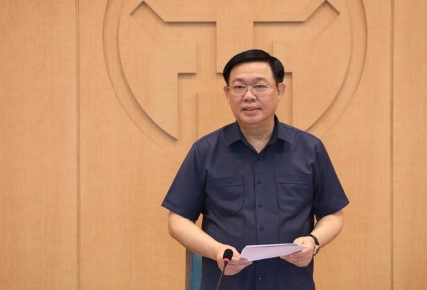 Hà Nội: Một số khu vực sẽ phải thực hiện giãn cách xã hội theo Chỉ thị 16 để chống Covid-19-1