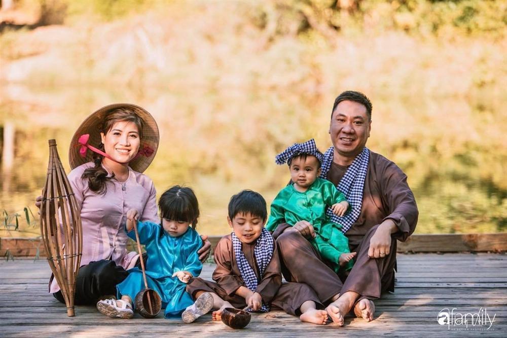 Khu vườn 200m² đậm chất quê với không gian thiền tĩnh tại, ấm cúng của bà mẹ Việt trên đất Mỹ-1
