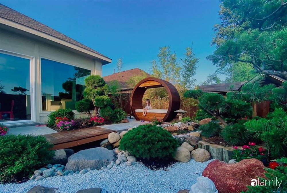 Khu vườn 200m² đậm chất quê với không gian thiền tĩnh tại, ấm cúng của bà mẹ Việt trên đất Mỹ-7
