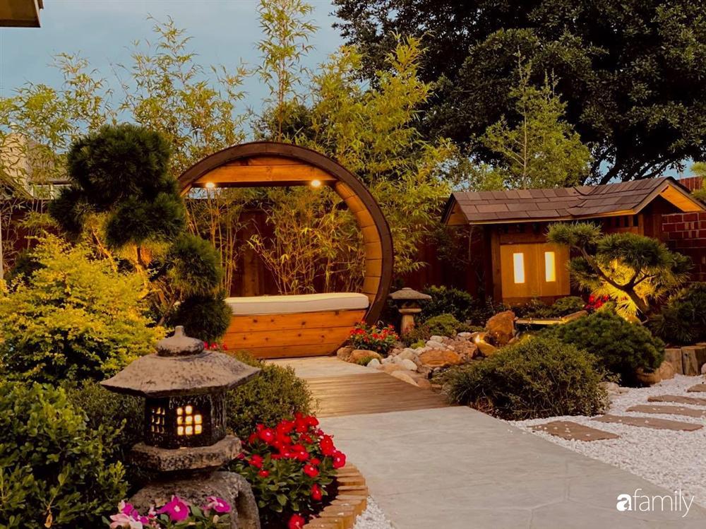 Khu vườn 200m² đậm chất quê với không gian thiền tĩnh tại, ấm cúng của bà mẹ Việt trên đất Mỹ-9
