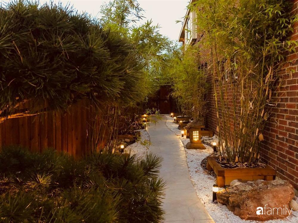 Khu vườn 200m² đậm chất quê với không gian thiền tĩnh tại, ấm cúng của bà mẹ Việt trên đất Mỹ-14