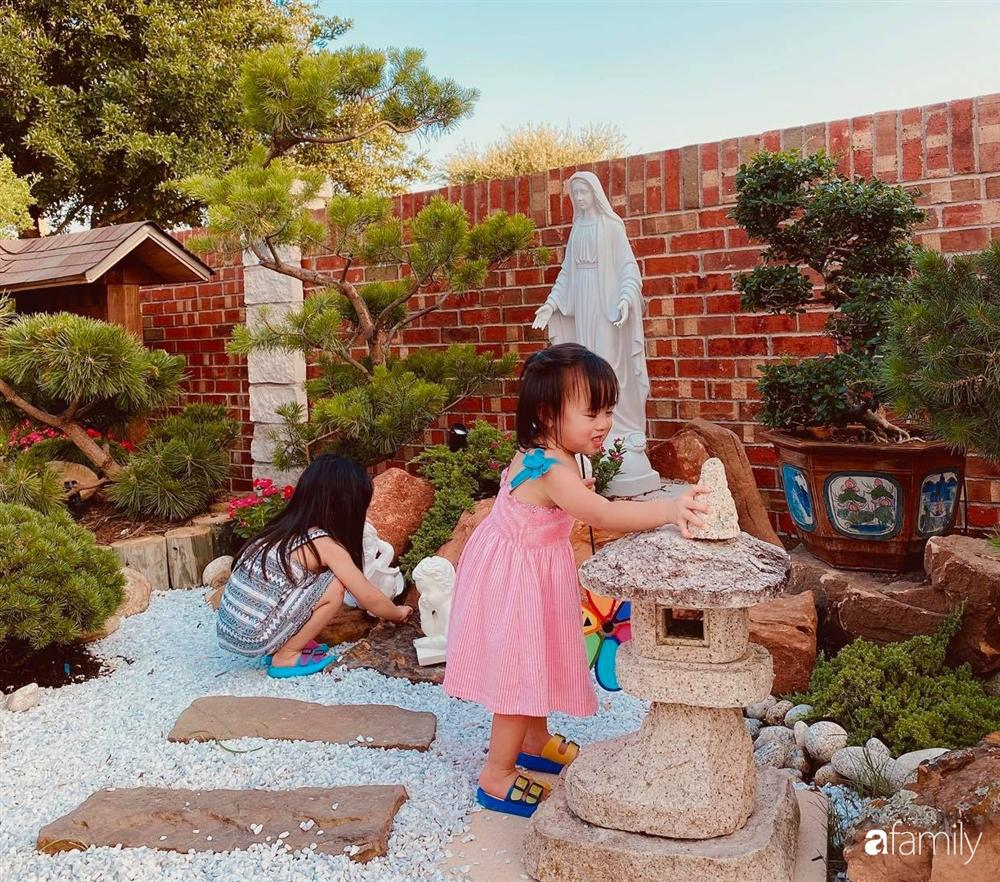 Khu vườn 200m² đậm chất quê với không gian thiền tĩnh tại, ấm cúng của bà mẹ Việt trên đất Mỹ-18