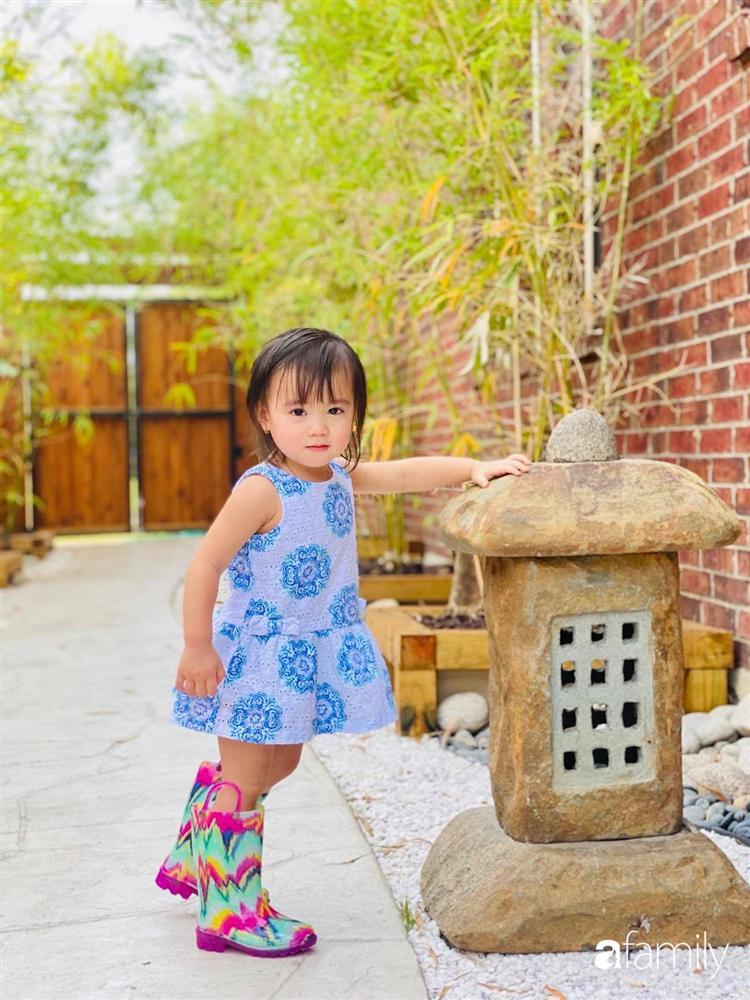 Khu vườn 200m² đậm chất quê với không gian thiền tĩnh tại, ấm cúng của bà mẹ Việt trên đất Mỹ-23