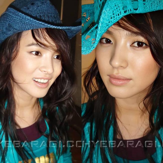 Nhan sắc của Song Hye Kyo xuất chúng đến nỗi cân đẹp mọi kiểu mũ dù sến hay lỗi thời tới đâu-7
