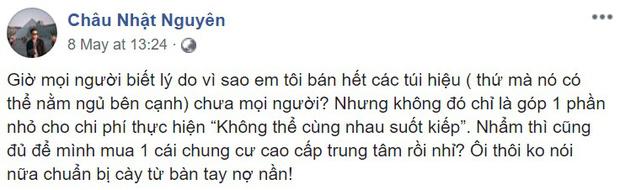 Kiếm tiền nhanh như Hòa Minzy: Trước bán túi lấy tiền làm MV, nay đã diện cả cây hàng hiệu nửa tỷ dạo phố-2